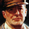 Douglas MacArthur, US General WW2