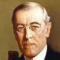 Woodrow Wilson, 28th US President, 1856-1924