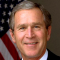 George W. Bush, 43rd US President, 2001-2009