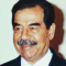 Saddam Hussein, President of Iraq