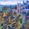 Battle of Nicopolis, End of the 2nd Bulgarian Empire