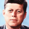 John F. Kennedy, 35th US President, 1961-1963