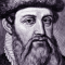Gutenberg, Inventor Movable Type - 1439