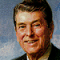 Ronald Reagan, 40th US President, 1981–1989